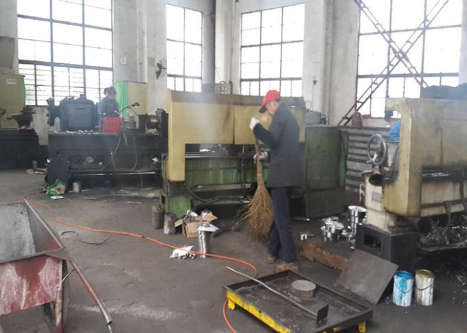High Pressure Pipe Shrinking Machine PS-38A , 110V 44KW Pipe Reducing Machine