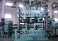 240mm Roll Straightening Machine With 30 M / Min For Roll Forming Machine
