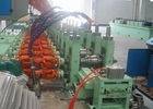 China Round / Square Hydraulic Welded Tube Mill 100m/Min , Roll Forming Machine factory