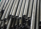 China DIN 17175 Alloy Seamless Carbon Steel Pipe , Thick Wall Tubing OD 20-200mm company