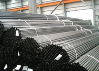 China Galvanized Alloy Seamless Steel Pipe ASTM A106 GR.A/B/C With  Plastic Caps company