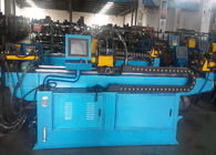 China Horizontal Manual Pipe Bending Equipment CE 12MPa SS Hydraulic Pipe Bender factory