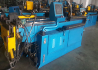 China Cold / Heating Pipe Bending Machine , Single Head 22KW Automatic CNC bender company