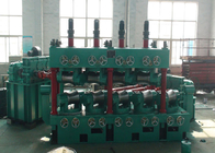 Carbon Steel Pipe Straightening And Cutting Machine 22 * 2 KW With 600 Mpa High Speed
