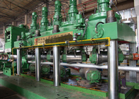 China Pipe Fitting Straightening Press Machine , Straightening And Cutting Mmachine company