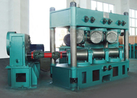Pipe Fitting Straightening Press Machine , Straightening And Cutting Mmachine