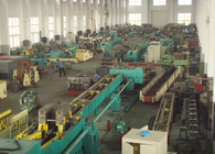 SS Steel Pipe / Seamless Metal Pipe Rolling Mill For Industrial 100m/Min