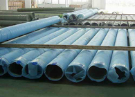 Zinc Coated Weld Steel ERW Tube 30 Inch , Cold Drawn Seamless Steel Tubing