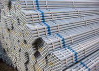 Alloy Seamless Welded Steel Tube Round For Chemical Industry