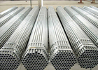 Cold Drawn P195TR1 / TR2 Welded Steel Tube , Round Seamless Stainless Steel Tubing