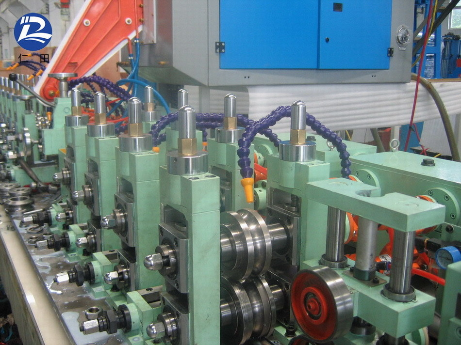 & Seamless Carbon Steel Welded Tube Mill