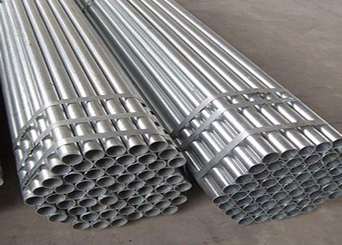Thick wall seamless black steel pipe high pressure with