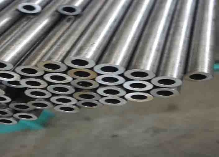 Galvanized alloy cold drawn seamless tube mm od