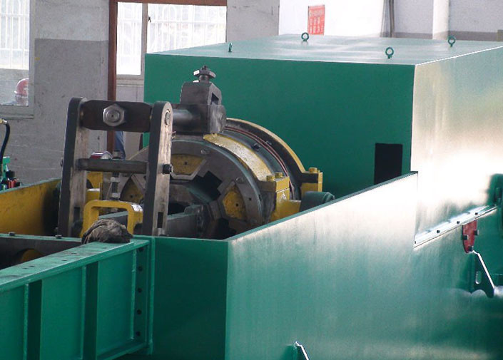 Welded Stainless Steel Pipe Rolling Machine , 75KW SS Tube Mill Line ISO