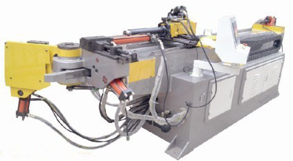 Single Head SS Pipe Bending Machine 15KW 5500 × 2100 × 1500 For Metal Furniture