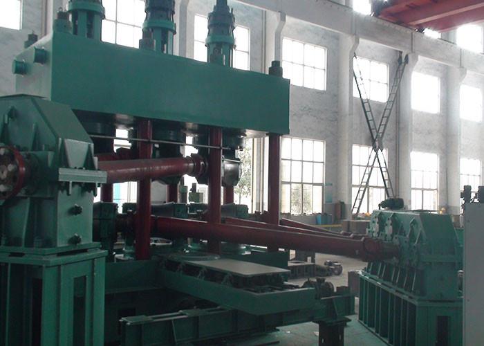 Stainless steel tube straightening machine for seamless