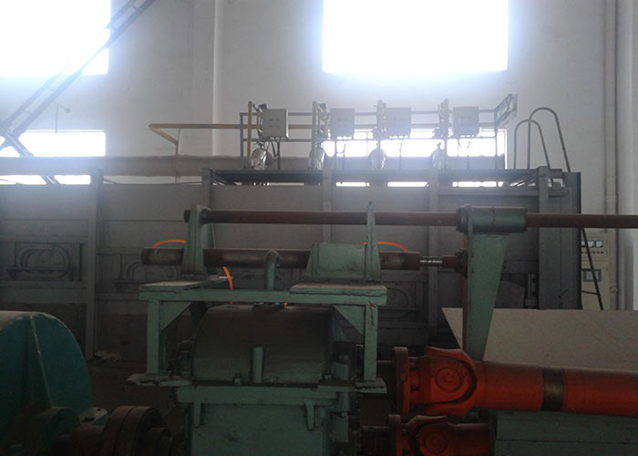 Horizontal 1858KW Piercing Mill Machinery For Seamless Stainless Steel Pipe