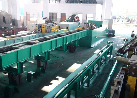 LD90 Cold Pilger Mill Machine Scrap Aluminum 2 - Roller Copper Rolling Mill Machinery