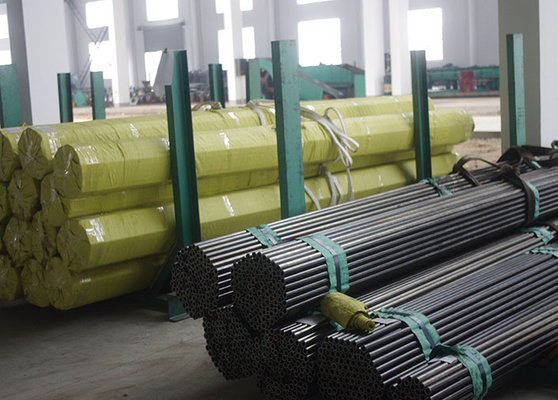 China 304 round pipe stainless steel seamless pipe for petrochemical industry factory