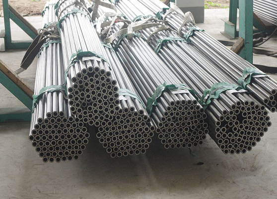 China High Pressure Seamless Steel Pipe , Stainless Steel Thin Wall Aluminum Tubing factory
