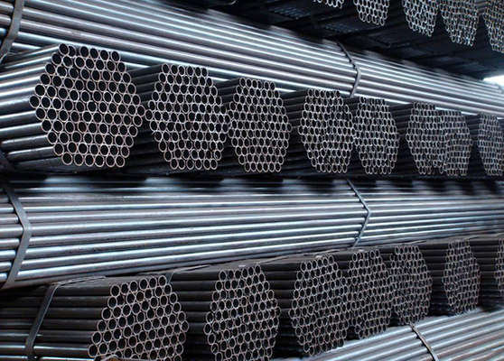 ASTM A192 Cold Drawn 8m Carbon Steel Pipe 0.1 - 20 mm Thickness For Electric Industry