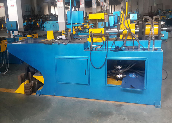 Stainless Steel Roll / Pipe Bending Machine R800 , Exhaust Pipe Bending Machine