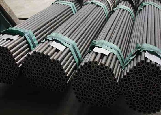 Round Cold Drawn 316L Steel Seamless Pipe , High Temperature Tube