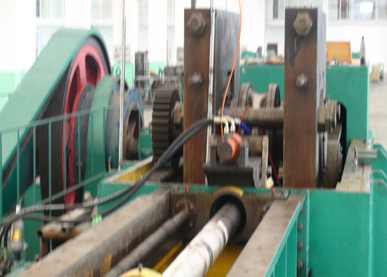 Industrial Steel Two Roll Mill Machine , 680mm Roll Dia Tube Making Machine