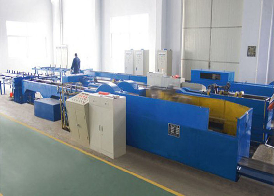 3 Roller Steel Pipe Rolling Machine For Non Ferrous Metals / Carbon Steel Tube