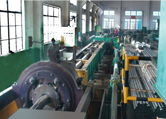 90mm OD Steel Pipe Making Machine 90mm For Seamless Pipe Production 70m/Min