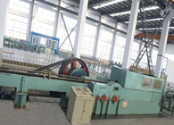 2 Roll Steel Seamless Pipe Making Machine 220mm With Nonferrous Metal