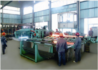 Carbon Steel Pipe Metal Hole Punch Machine 400KW For